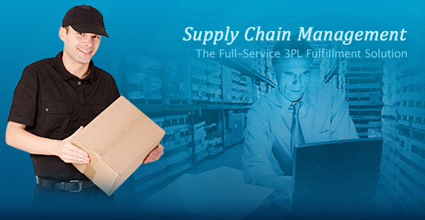 Supply Chain Management - The Full-Service 3PL Fulfillment Solution